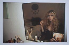 Nan Goldin, Joey in my Mirror, (Hornstr.), Berlin