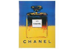 Andy Warhol, Chanel No. 5 (Sunday B. Morning)