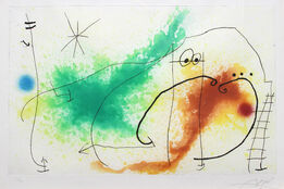 Joan Miró, Partie de Campagne IV