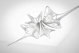 Zaha Hadid, Chandelier 'Lisse'