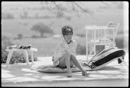 Terry O'Neill, Audre Hepburn