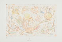 Claes Oldenburg, Ice Cream Desserts, C