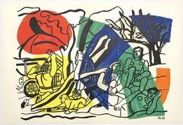 Fernand Léger, La Partie de Campagne