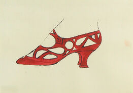 Andy Warhol, Shoe