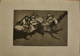 Francisco de Goya, Complete collection of Los Proverbios