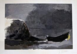 Georges Braque, Marine Noire