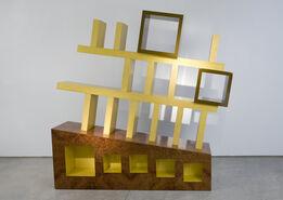 Ettore Sottsass, Cabinet no. 8