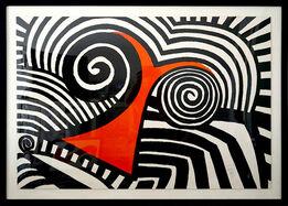 Alexander Calder, Red Nose