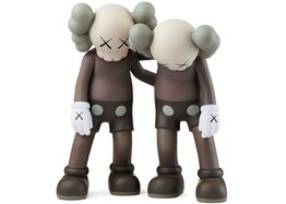 KAWS, Along the Way (Brown)