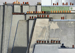 Michael Wolf, Paris Rooftops 4