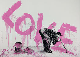 Mr. Brainwash, All You Need Is Love