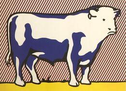 Roy Lichtenstein, Bull VII