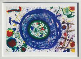 Sam Francis, Untitled 1991