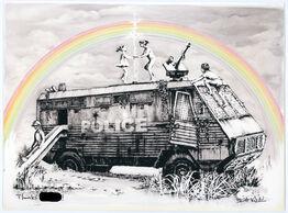 Banksy, Dismaland Gift Print