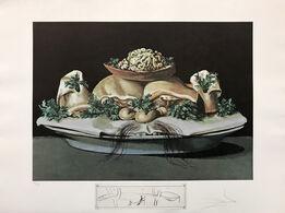 Salvador Dalí, LES SUPRENES DE MAILLAISE LILIPUTIENS