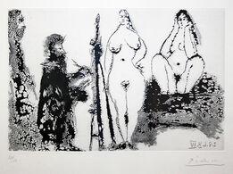 Pablo Picasso, 347 SERIES (BLOCH 1715)