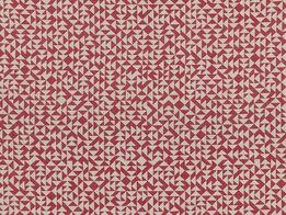 Anni Albers, E Heavy Linen in red (186U)