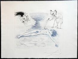Salvador Dalí, Hypnos