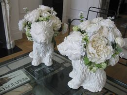 Jeff Koons, Puppy Vase
