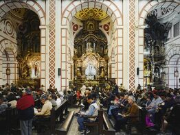 Thomas Struth, Iglesia de San Francisco, Lima, Peru