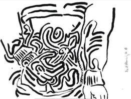 Keith Haring, Bad Boys Suite