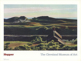 Edward Hopper, Hills, South Truro