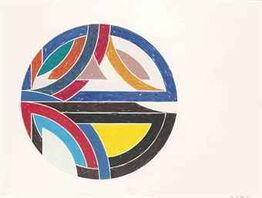 Frank Stella, Sinjerli Variation III
