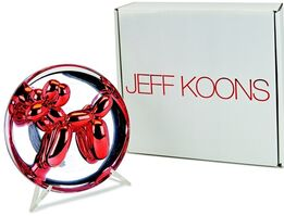 Jeff Koons, Balloon Dogs Red, Blue & Yellow