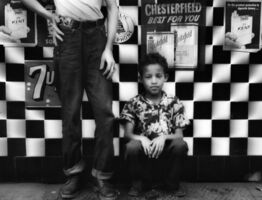 William Klein, 'Candy Store, Amsterdam Avenue, New York', 1955