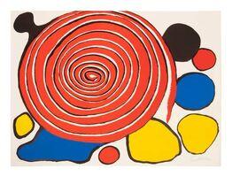 Alexander Calder, 'Caracol', 1975