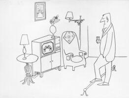 Saul Steinberg - 116 Artworks, Bio & Shows on Artsy