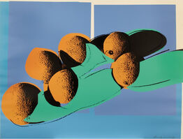 Andy Warhol, 'Cantaloupes I', 1979