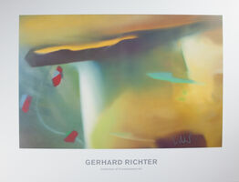Gerhard Richter, 'Abstraktes Bild', 1991
