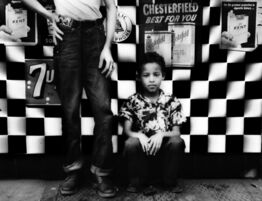 William Klein, Candy Store, New York