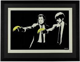 Banksy, Pulp Fiction