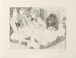 Pablo Picasso, Suite 156 / 156 Series