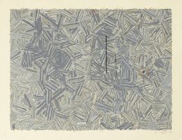 Jasper Johns, The Dutch Wives