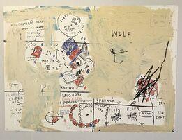 Jean-Michel Basquiat, Wolf Sausage