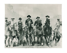 Russell Young, Magnificent Seven