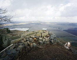Thomas Struth, Mount Bental, Golan Heights