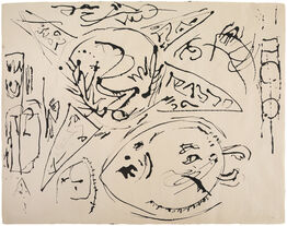 Jackson Pollock, Untitled