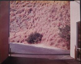 Stephen Shore, Alley Off Sunset Strip, Hollywood, CA