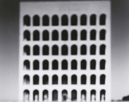 Hiroshi Sugimoto, E.U.R. Palazzo della Civilta Romana