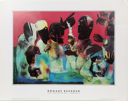 Romare Bearden, Mint Museum: Carolina Shout