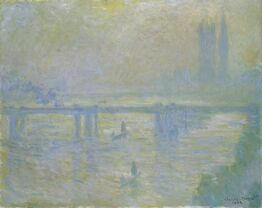 Claude Monet, Charing Cross Bridge