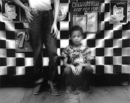 William Klein, Candy Store, New York City, New York