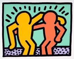 Keith Haring, Best Buddies