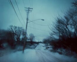 Todd Hido, #10103 (from: Selections From A Survey - Khrystyna's World)