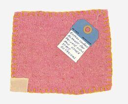Tracey Emin, Rothko Comfort Blanket