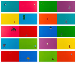 Michael Craig-Martin, Book